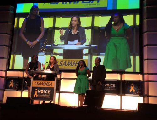 SAMHSA Voice Awards
