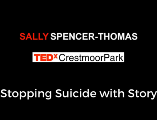 Dr. Sally Spencer-Thomas TEDx Talk