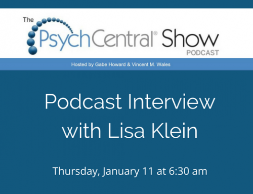 Psych Central Podcast Interview