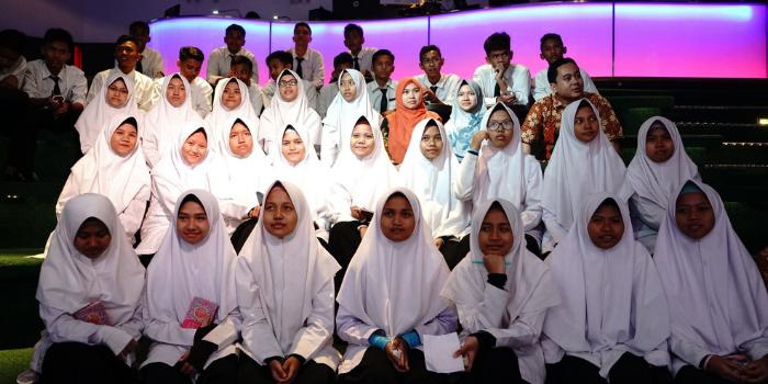 Screening in Jakarta, Indonesia